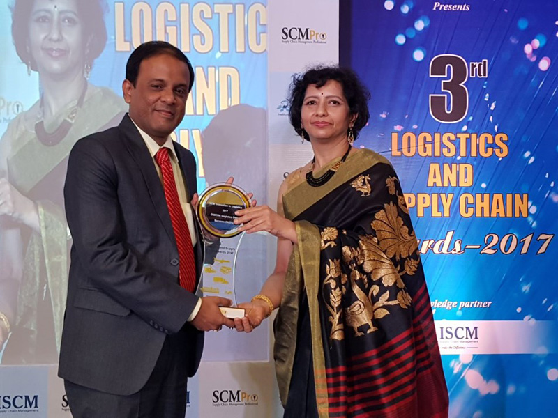 3rd Logistics & Supply Chain Awards 2017